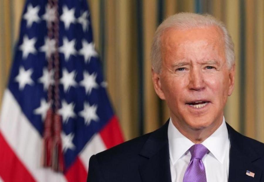 Biden (HΠΑ): Παροδικές οι πληθωριστικές πιέσεις, έχω εμπιστοσύνη στη Fed