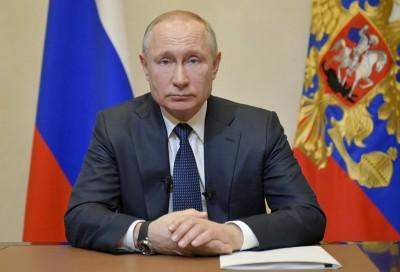 Putin (Ρωσία): Αποτελεσματικά και τα τρία ρωσικά εμβόλια κατά του κορωνοϊού