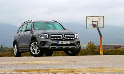 Δοκιμάζουμε την οικογενειακή Mercedes-Benz GLB 200 7G-DCT