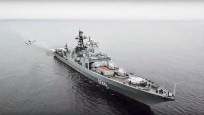 Βρετανία: Υποβαθμίζει το επεισόδιο με τη Ρωσία στη Μαύρη Θάλασσα