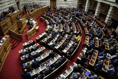 Στη Βουλή οι συμβάσεις για τους πόρους του Ταμείου Ανάκαμψης – Την Παρασκευή 6 Αυγούστου 2021 η ψήφιση στην Ολομέλεια