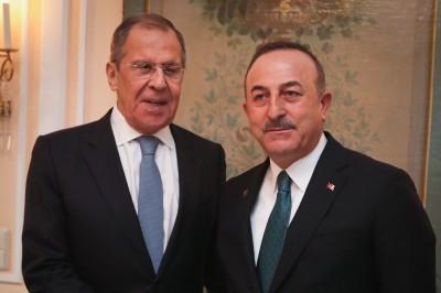 Συνάντηση Cavusoglu (Τουρκία) – Lavrov (Ρωσία) στις 29/12 στο Sochi… για το Συμβούλιο Συνεργασίας