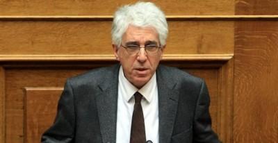 Ανασκευάζει ο Παρασκευόπουλος τα όσα είπε για τον Κοντονή