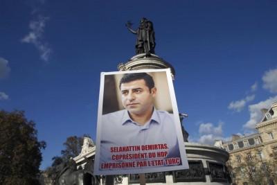 ΕΔΔΑ προς Τουρκία: Να αποφυλακιστεί άμεσα ο Κούρδος πολιτικός Selahattin Demirtas
