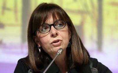 Στο Καστελόριζο η Σακεραλλοπούλου για τις εκδηλώσεις της 77ης επετείου απελευθέρωσης