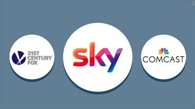 H 21st Century Fox πουλά στην Comcast ολόκληρο το μερίδιο που κατέχει στην Sky