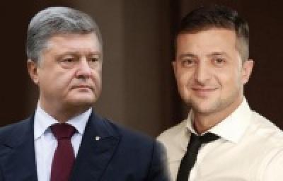 Ουκρανία: Δεύτερος γύρος προεδρικών εκλογών – Αναμετρώνται  Poroshenko και Zelensky