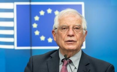Borrell: Η ΕΕ εργάζεται για διάλογο με την Τουρκία