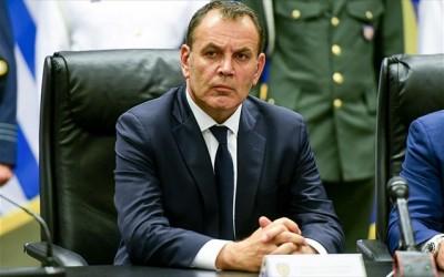 Παναγιωτόπουλος: Η ενίσχυση των Ενόπλων Δυνάμεων αποτελεί στρατηγική επιλογή μας