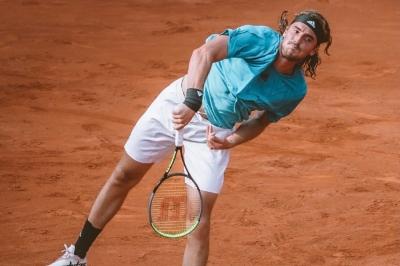 Hamburg Open: «Φρένο» από Kραΐνοβιτς σε Τσιτσιπά