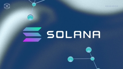 Έκρηξη +29% για το Solana τις τελευταίες 24 ώρες