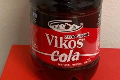 Είσοδος της Βίκος Cola χωρίς ζάχαρη στην ελληνική αγορά