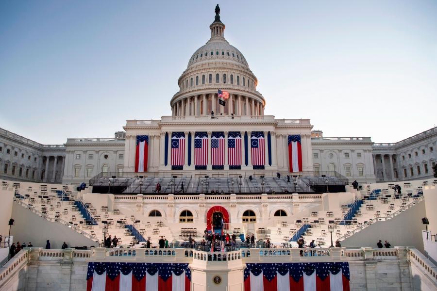 Ορκωμοσία Biden: Οι ΗΠΑ γυρίζουν σελίδα εν μέσω ακραίας πόλωσης - Αλλάζει η πολιτική Trump