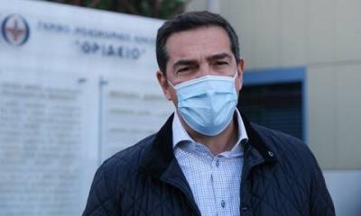 Τσίπρας: Δραματική η κατάσταση στα νοσοκομεία της Αττικής – Covid free οι ιδιωτικές κλινικές