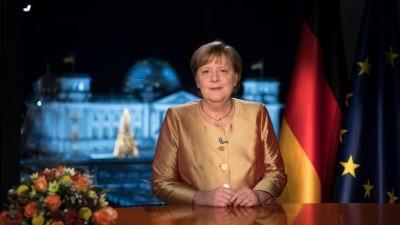 Φορτισμένη η Merkel στο τελευταίο (;) πρωτοχρονιάτικο διάγγελμα - «Τεράστιες οι δυσκολίες, θα εμβολιαστώ όταν έρθει η σειρά μου»