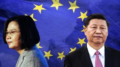 ΕΕ προς Κίνα: Δεν θα υποχωρήσουμε στη σχέση μας με την Ταϊβάν