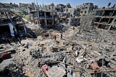 Κατάπαυση πυρός μετά από 11 ημέρες μάχης Ισραήλ – Hamas – Έκκληση Biden να γίνει σεβαστή η εκεχειρία
