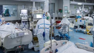 Πειραματικό φάρμακο χορηγείται σε ασθενείς με κορωνοϊό σε επτά ελληνικά νοσοκομεία