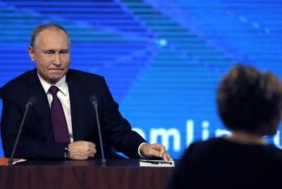 Putin: Η Ελλάδα αλλάζει τους κανόνες για τους Ρώσους τουρίστες επειδή πιέζει η Κομισιόν