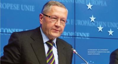 Μήνυμα Regling στην Ελλάδα: Καλά τα μέτρα στήριξης, ακόμη καλύτερες όμως οι μεταρρυθμίσεις