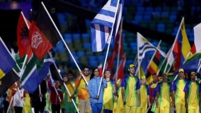 Ολυμπιακοί Αγώνες: Έχασε… μέτρα ο στίβος στους σημαιοφόρους!