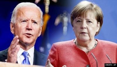 Τηλεφωνική επικοινωνία Βiden - Merkel για την εκκένωση στο Αφγανιστάν