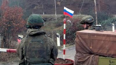 Ρωσία: Ανάπτυξη στρατιωτικών δυνάμεων στα σύνορα Αρμενίας και Αζερμπαϊτζάν