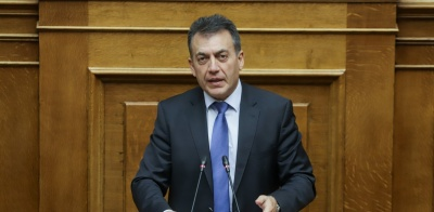 Βρούτσης (υπ.Εργασίας): Πρωτοφανές ένα κόμμα που διετέλεσε κυβέρνηση να είναι τόσο ανεύθυνο και επιπόλαιο