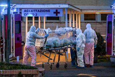 Ιταλία: 9.789 νέα κρούσματα και 358 θάνατοι το τελευταίο 24ωρο