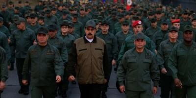 Βενεζουέλα: 5 νεκροί και 233 συλλήψεις ο απολογισμός των επεισοδίων κατά τη διάρκεια του πραξικοπήματος