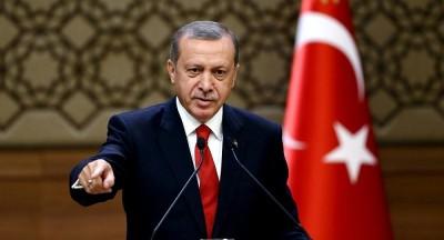 Εμπρηστικές δηλώσεις Erdogan πριν τη Σύνοδο (10-11/12): Δεν με νοιάζουν οι αποφάσεις των Ευρωπαίων - Δεν ικανοποιούν την Ελλάδα οι κυρώσεις σε εταιρείες, πρόσωπα