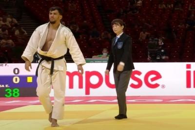 Ολυμπιακοί Αγώνες: Αλγερινός τζουντόκα αρνήθηκε να αγωνιστεί απέναντι σε Ισραηλινό και έμεινε εκτός