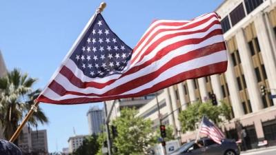 Κατά 6,4% αναπτύχθηκε το ΑΕΠ των ΗΠΑ στο α' 3μηνο του 2021
