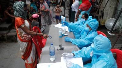 Ινδία: Εντοπίστηκαν έξι κρούσματα του μεταλλαγμένου στελέχους του ιού Covid-19