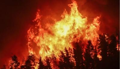 Ανησυχία από τις αναζοπυρώσεις στη Γορτυνία - Μάχη για να μην περάσουν οι φλόγες στην Ηλεία - Καλύτερη εικόνα στη Βόρεια Ευβοια