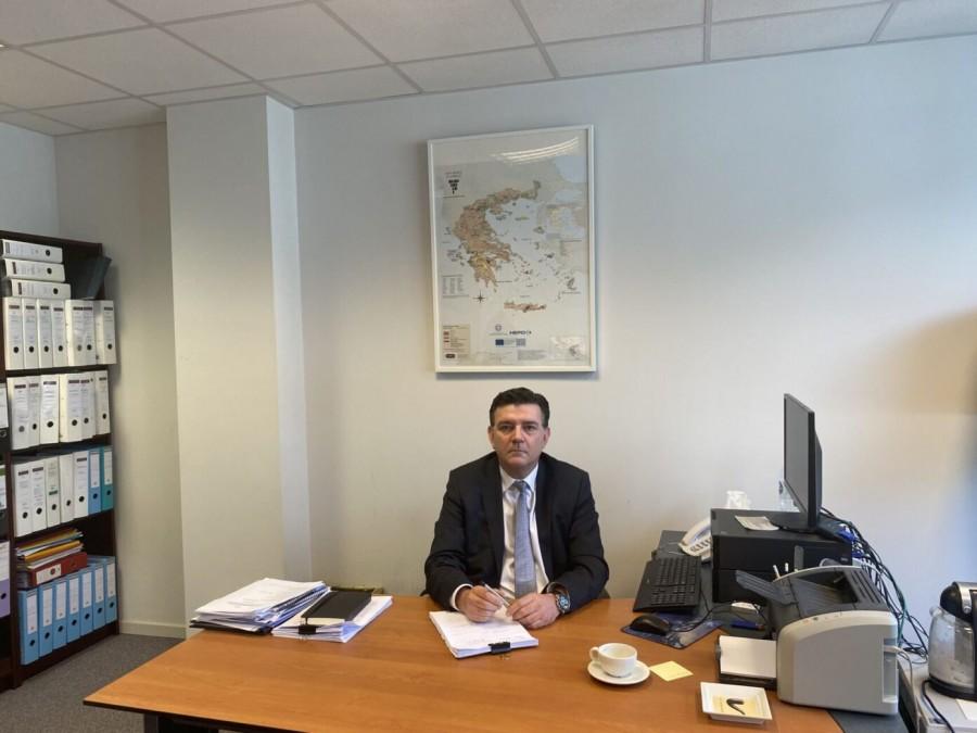 Αναστάσιος Παπαθωμάς, Πρεσβεία της Ελλάδος στις Βρυξέλλες: Το Βέλγιο θα μπορούσε να αναδειχθεί σε πύλη εισόδου των ελληνικών προϊόντων στη Μπενελούξ