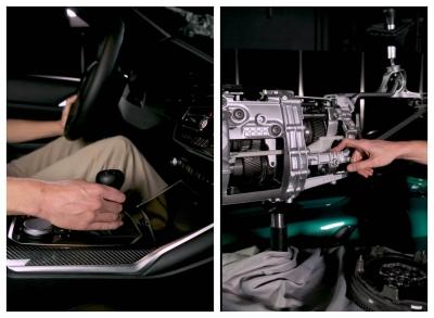 Πώς λειτουργεί το μηχανικό κιβώτιο των BMW M3/ M4