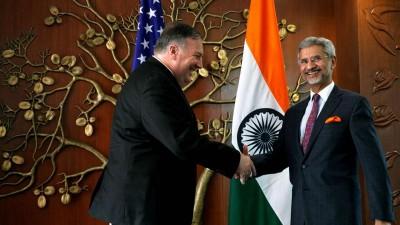 Νέους συμμάχους στην Ασία αναζητούν οι ΗΠΑ απέναντι στην Κίνα - Επίσκεψη Pompeo σε Ινδία, Σρι Λάνκα και Ινδονησία