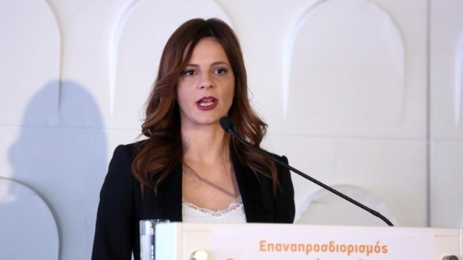 Αχτσιόγλου: Οι δόσεις δεν αρκούν για τα χρέη, ο ΣΥΡΙΖΑ θα προχωρήσει σε «κούρεμα»