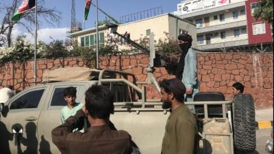 Το Αφγανιστάν στα χέρια των Ταλιμπάν - Συγκρούσεις και χάος στην Καμπούλ  -  Εγκατέλειψε τη χώρα ο πρόεδρος Ghani