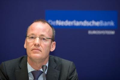 Knot (ΕΚΤ): Προσωρινό μέτρο η επιτάχυνση του ρυθμού αγοράς ομολόγων έως ότου να ανακάμψει η οικονομία