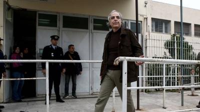 Προσφυγή Κουφοντίνα στο ΣτΕ για τη μεταγωγή του στον Δομοκό