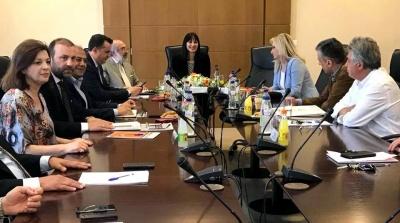 Σε Αλεξανδρούπολη και Καβάλα η Κουντουρά - Παρουσίασε την Εθνική και Περιφερειακή Τουριστική Πολιτική