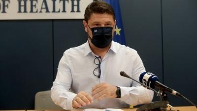 Χαρδαλιάς: Σε ισχύ η απαγόρευση κυκλοφορίας 21.00 - 05.00 - Σε σκληρό lockdown οι Αχαρνές