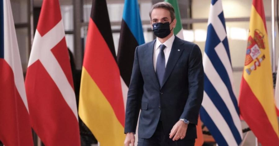 Μητσοτάκης σε ΝΑΤΟ: Η Ελλάδα πυλώνας σταθερότητας στην ανατολική Μεσόγειο