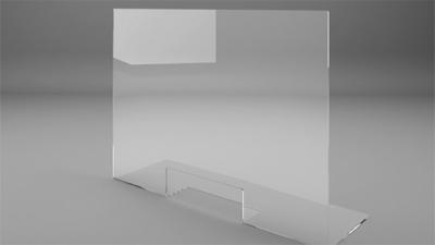 Νέα έρευνα: Τα προστατευτικά plexiglass όχι μόνο δεν προστάτευσαν... αλλά ευνόησαν τη μετάδοση του κορωνοϊού
