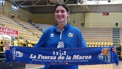 Αβενίδα: Η πρωταθλήτρια Ισπανίας παρουσίασε τη Μαριέλλα Φασούλα