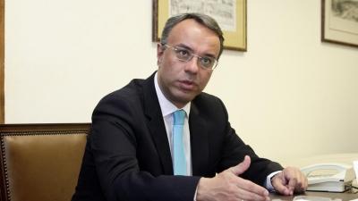 Σταϊκούρας (ΥΠΟΙΚ): Στην εστίαση το μεγαλύτερο μερίδιο της 6ης επιστρεπτέας προκαταβολής