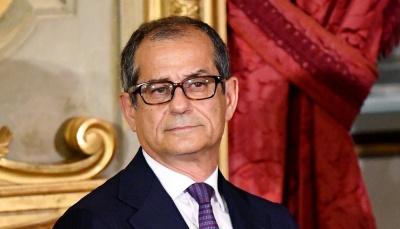 Tria (ΥΠΟΙΚ Ιταλίας): Περιορισμένο το έλλειμμά μας - Εύρωστες οι τράπεζες μας, δεν υπάρχουν κίνδυνοι