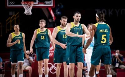 Μπάσκετ: «Χάλκινη» η Αυστραλία με ηγέτη τον Μιλς, επικράτησε 107-93 της... κουρασμένης Σλοβενίας!